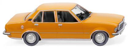 WIKING - Opel Rekord D - orange