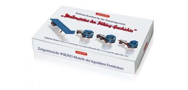 "WIKING - Set ""MB Pullman"""
