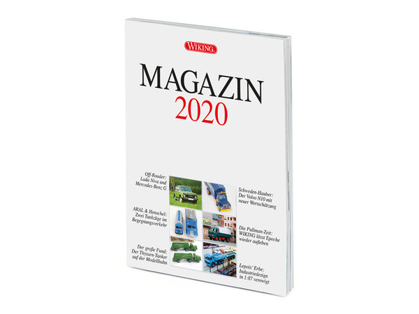 WIKING - Magazin 2020