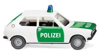 WIKING - Polizei - VW Polo 1